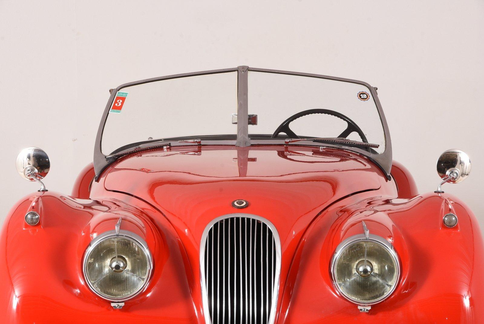 JAGUAR XK 120 à vendre de 1954 dans le Calvados