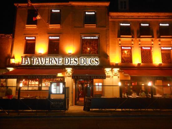 TAVERNE DES DUCS