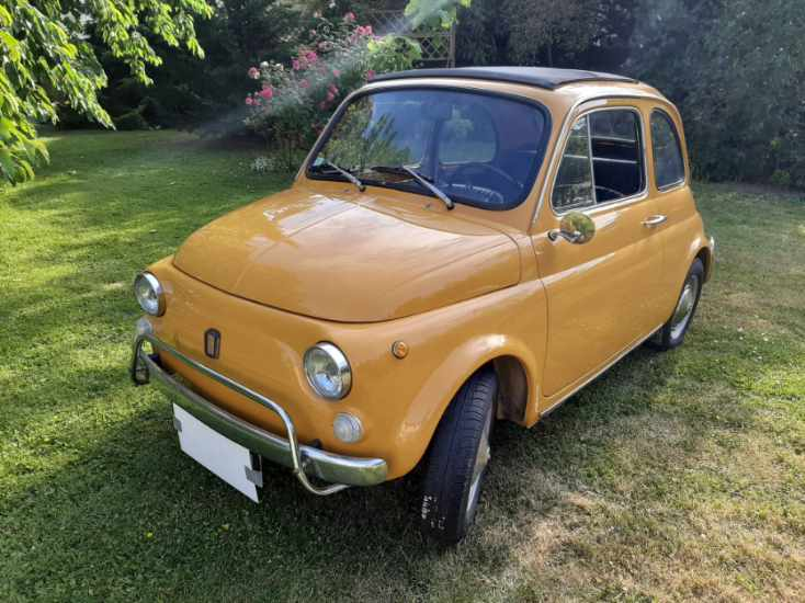 FIAT 500L de 1970